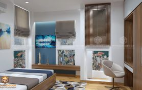 Thiết kế nội thất văn phòng Công ty cổ phần 299 – Trường Chinh