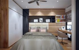 Khám phá nội thất nhà phố 4 tầng 3x13m – Hà Nội