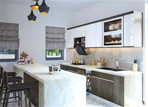 Thiết kế nội thất nhà phố hiện đại – The Manor Eco Lào Cai