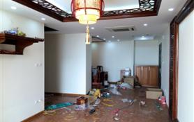 Thi công nội thất Chung cư cao cấp MD Complex trên đường Hàm Nghi