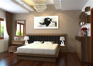 Thiết kế nội thất nhà góc phố Nguyên Hồng
