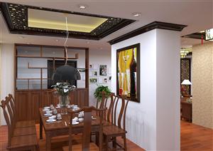 Thiết kế nội thất chung cư cao cấp MD Complex – KĐT Mỹ Đình