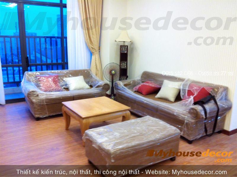 nội thất sofa phòng khách