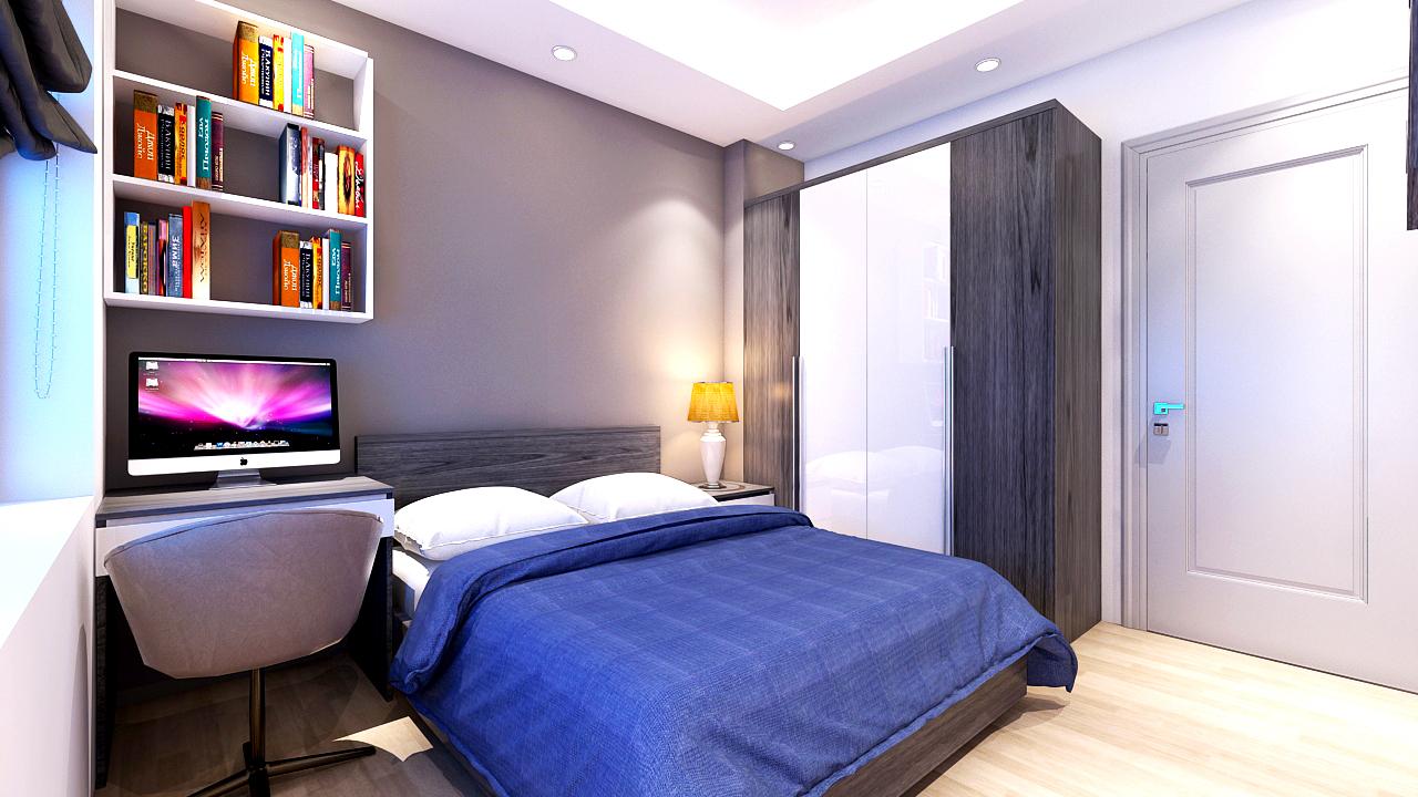Thiết kế nội thất khu mặt ngoài dự án The Manor Eco Lào Cai