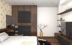 Thiết kế nội thất chung cư hiện đại và ấm cúng – KĐT Xa La Hà Đông