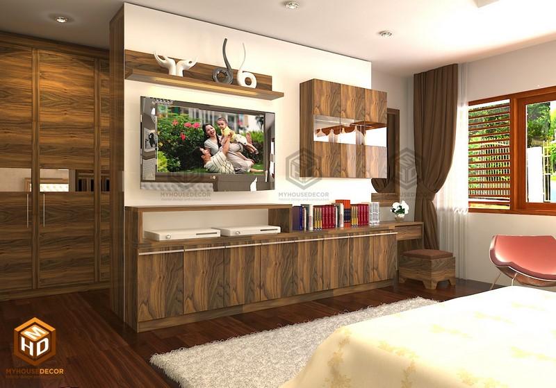 Thiết kế nội thất Myhouse Decor