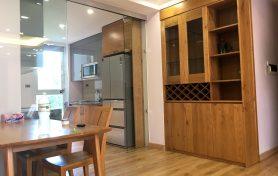 Khám phá nội thất phòng khách và bếp ăn với gỗ sồi tự nhiên – MyHouseDecor