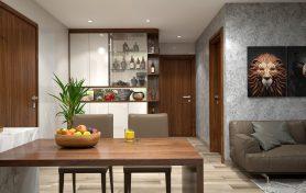 Thiết kế nội thất chung cư Anland Premium Nam Cường – 67m2